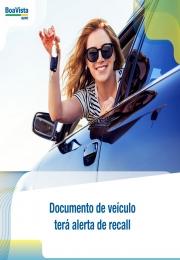 Documento de Veículo terá alerta de recall
